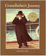 Grandfather's Journey (Library Binding)