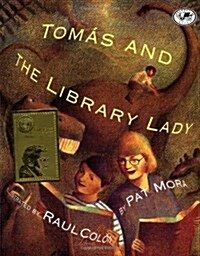 Tomas and the Library Lady (Paperback)