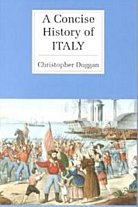 A Concise History of Italy (Paperback)