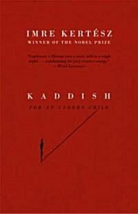 Kaddish for an Unborn Child (Paperback, Reprint)