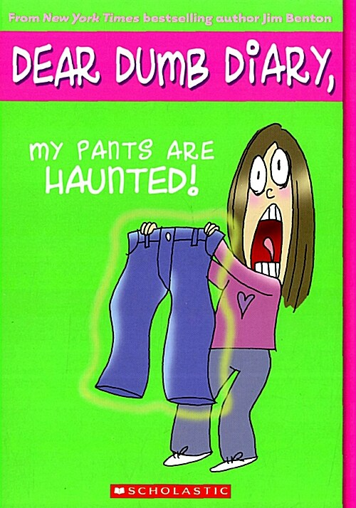Dear Dumb Diary #2: My Pants Are Haunted (Mass Market Paperback)