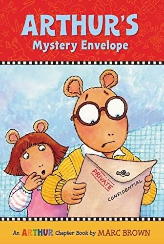 Arthurs Mystery Envelope (Prebound, Bound for Schoo)