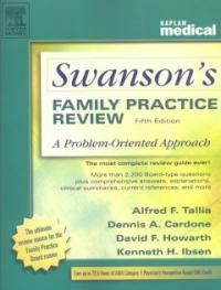 Swanson's family practice review : a problem-oriented approach 5th ed.