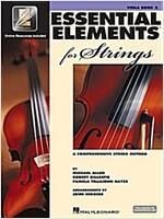 [중고] Essential Elements for Strings - Book 2 with Eei: Viola (Paperback)