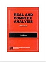Real and Complex Analysis (Paperback, 3 ed)