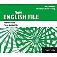New English File: Intermediate: Class Audio CDs (3) (CD-Audio)