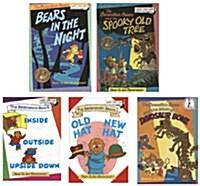 Dr. Seuss 닥터수스 Berenstain Bears 시리즈 1 (Hardcover 5권)