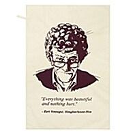 [이벤트 굿즈] Tea Towel - Kurt Vonnegut