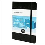 Moleskine Passions Travel Journal/Carnet Voyage (Imitation Leather)