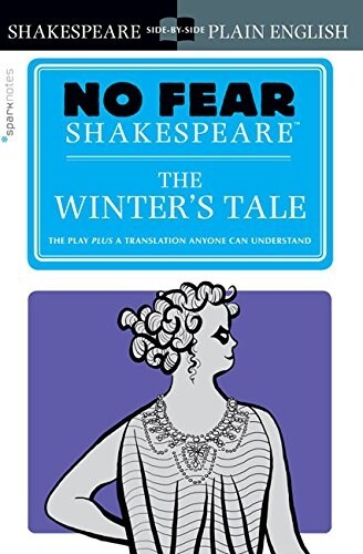 The Winters Tale (No Fear Shakespeare), Volume 23 (Paperback)