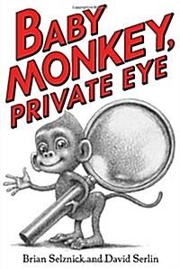 Baby Monkey, Private Eye (Hardcover)