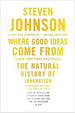 Where Good Ideas Come from: The Natural History of Innovation (Paperback)