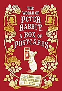 The World of Peter Rabbit: A Box of Postcards (Paperback)