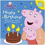 Peppa Pig: Happy Birthday! (Board Book)