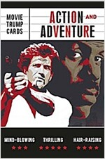 Action and Adventure : Movie Trump Cards (Cards)