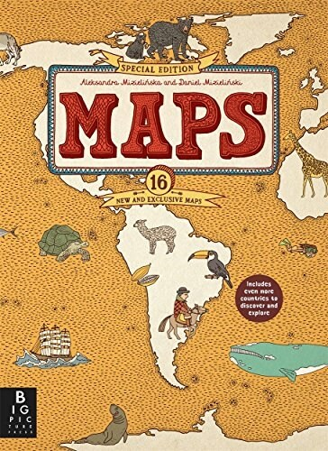 Maps Special Edition (Hardcover)
