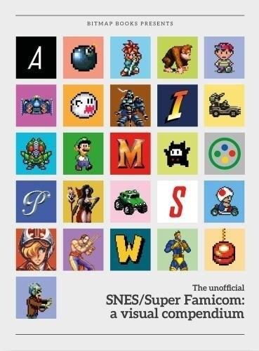 SNES/Super Famicom: A Visual Compendium (Hardcover)