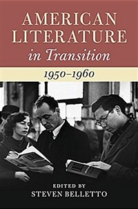 American Literature in Transition, 1950-1960 (Hardcover)