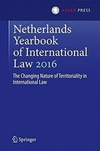 The changing nature of territoriality in international law