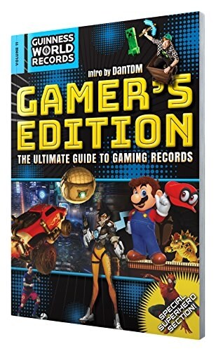Guinness World Records 2018 : Gamers Edition (Paperback)
