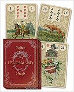 Golden Lenormand Oracle (Other)