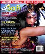 Sci-Fi Entertainment (격월간 미국판): 2017년 08월호