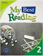 My Best Reading 2 : Student Book (Paperback, MP3 CD)
