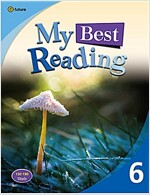 My Best Reading 6 : Student Book (Paperback, MP3 CD)