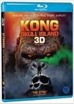 [3D 블루레이] 콩: 스컬 아일랜드 (2disc: 3D+2D)