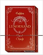 Golden Lenormand Oracle (Cards)