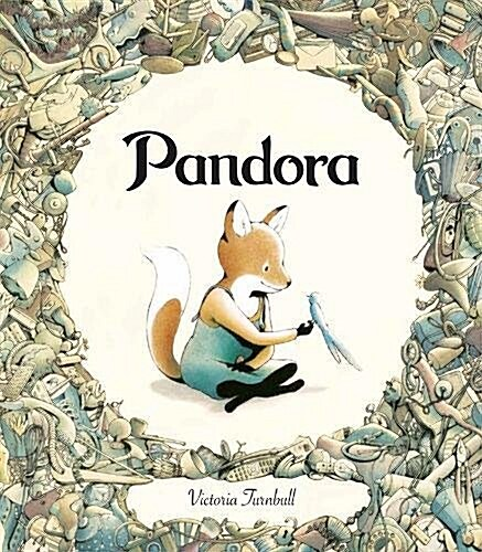 Pandora (Paperback)
