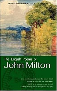 The English Poems of John Milton (Paperback, New ed)