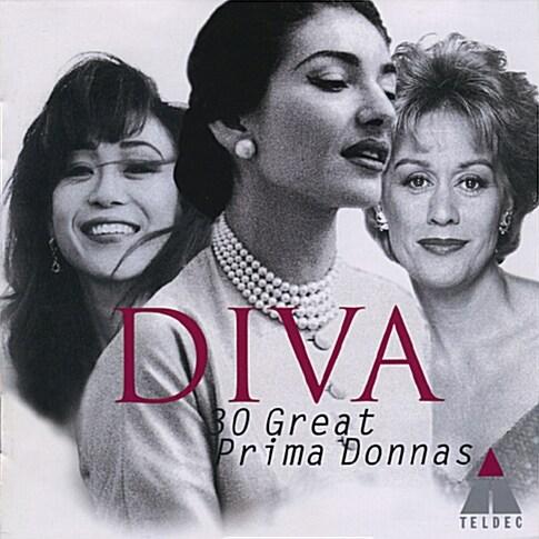 Diva : 가장 위대한 소프라노 [2CD]