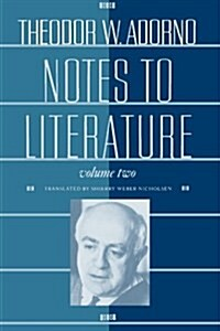Notes to Literature (Paperback, Revised)