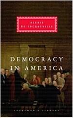 Democracy in America (Hardcover)