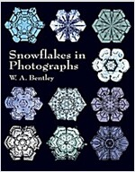 Snowflakes in Photographs (Paperback)