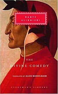 The Divine Comedy: Inferno; Purgatorio; Paradiso (in One Volume) (Hardcover)