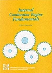 [중고] Internal Combustion Engine Fundamentals. (Paperback)