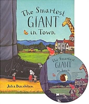 노부영 The Smartest Giant in Town (Paperback + CD)