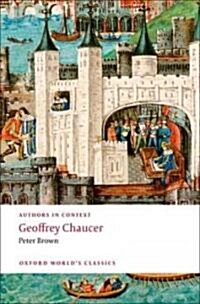 Geoffrey Chaucer (Authors in Context) (Paperback)