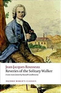 Reveries of the Solitary Walker (Paperback)