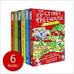 13층 나무집 시리즈 6종 세트 (6 paperbacks, 영국판)