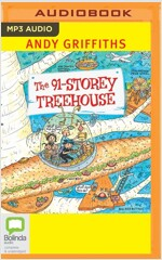 The 91-Storey Treehouse (MP3 CD)