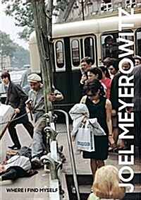 Joel Meyerowitz: Where I Find Myself : A Lifetime Retrospective (Hardcover)