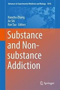 Substance and non-substance addiction [electronic resource]