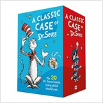 Dr Seuss a Classic Case Gift Box Set (20 paperbacks)