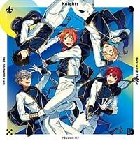 あんさんぶるスタ-ズ!  ユニットソングCD 3rdシリ-ズ vol.2 Knights (CD)