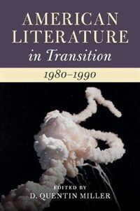 American Literature in Transition, 1980-1990 (Hardcover)