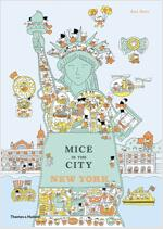 Mice in the City: New York (Hardcover, 영국판)
