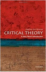 Critical Theory: A Very Short Introduction (Paperback, New)